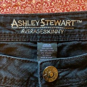 Ashley Stewart Jeans - Ashley Stewart Skinny Jeans